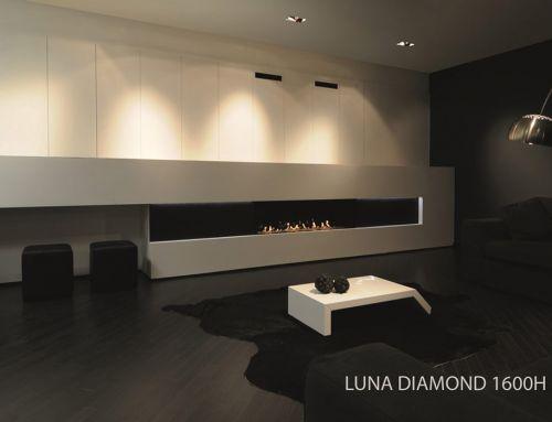 Cheminée gaz – M.Design – Luna 1600H