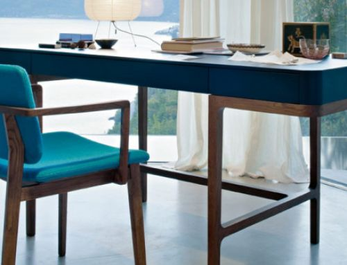 Table Bleu