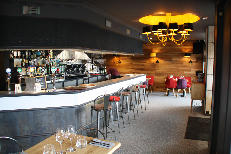 Dernière réalisation : restaurant L\'Ardoise à Lamballe - Aubry ...
