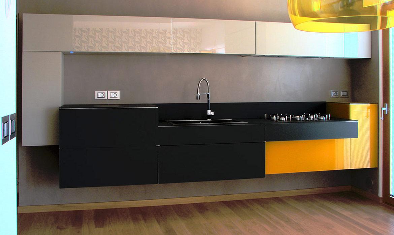 cuisine-jaune-noir