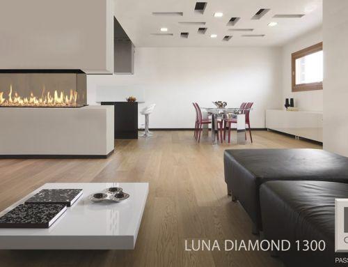 Cheminée Gaz – M.Design – Luna 1300RD