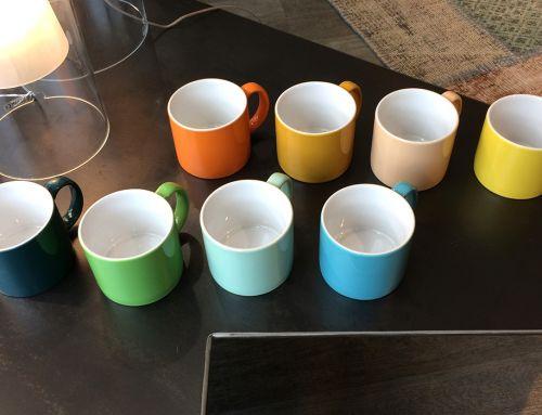 Coffret mugs SERAX